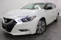 New Nissan 2017 Nissan Maxima 3.5 SV Sedan in Kahului, HI