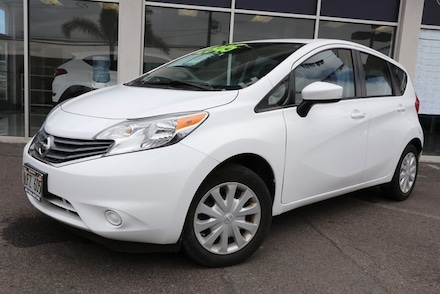 Featured Used 2015 Nissan Versa Note S Plus Hatchback for sale near you in Kahului, HI