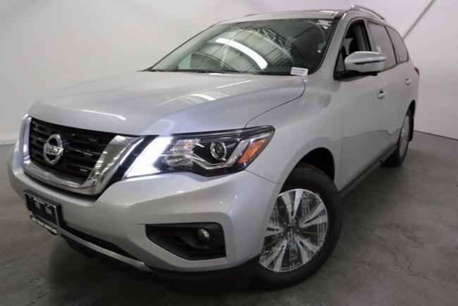 New 2017 Nissan Pathfinder For Sale in Kahului, HI | Near ...