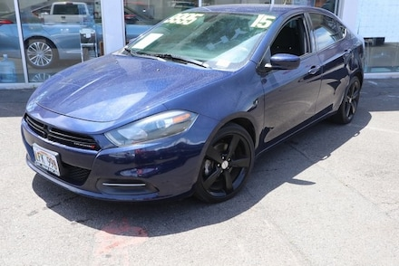 Featured Used 2015 Dodge Dart SXT Sedan for sale near you in Kahului, HI