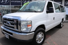 2010 Ford E-350 Super Duty Wagon Extended Wagon