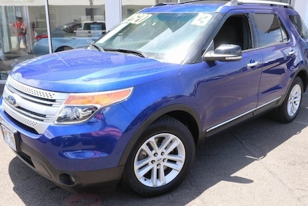 Featured Used 2013 Ford Explorer XLT SUV for sale near you in Kahului, HI