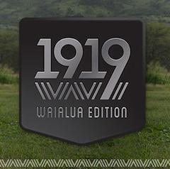 2019 Toyota Tacoma 1919 Waialua Edition Truck Double Cab