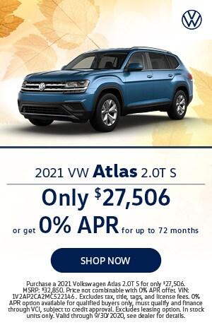 2021 Atlas Offer