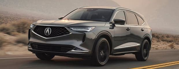 What Do You Get With the 2022 MDX A-Spec Post