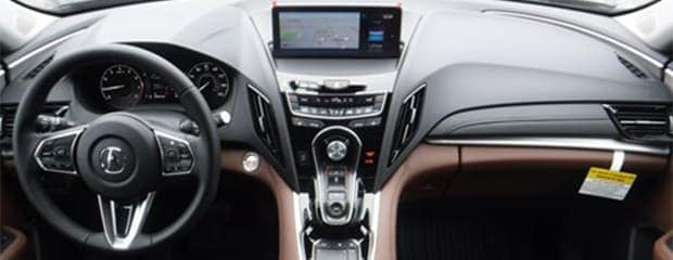 Interior Features of the 2021 Acura RDX Post