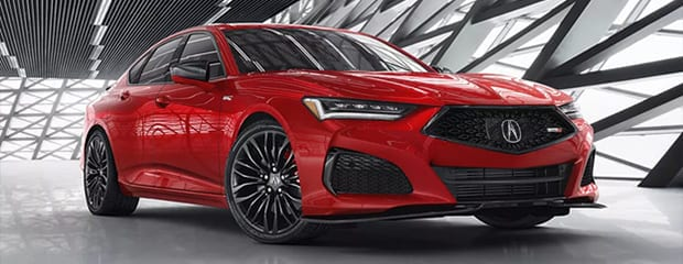 The 2021 Acura TLX Type S Is a Shockingly Sporty Sedan Post