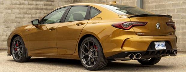 Sneak Peek 2022 Acura TLX Post