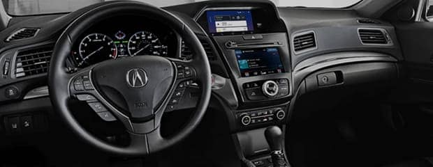 Interior Features of the 2021 Acura ILX Post
