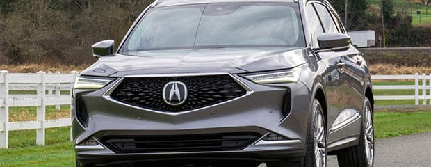 2022 Acura MDX Safety Rating & Features Post