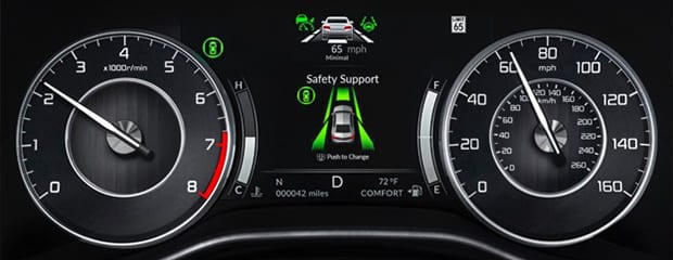 Acura's Driver-First Technology Post Post
