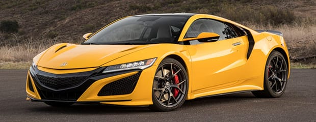 5 Things You Might Not Know About the 2021 Acura NSX Post
