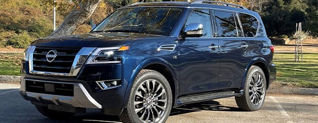 5 Reasons the 2021 Nissan Armada is a Great Family Car Post