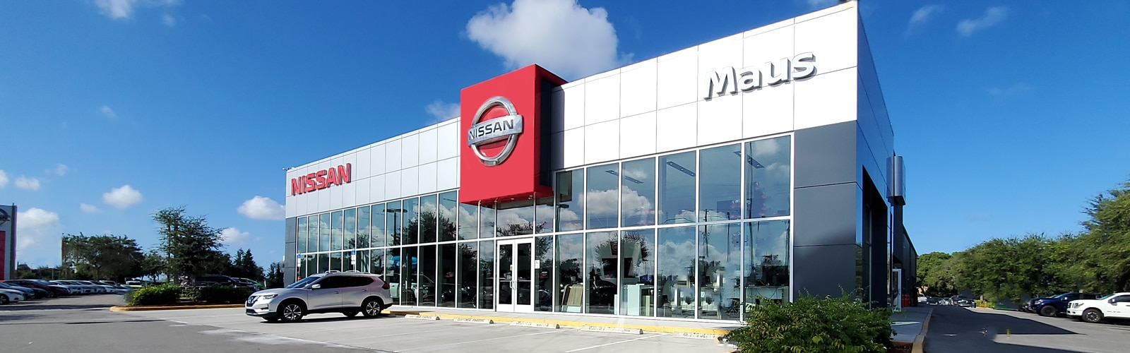 New and Used Nissan dealership in New Port Richey | Maus ...