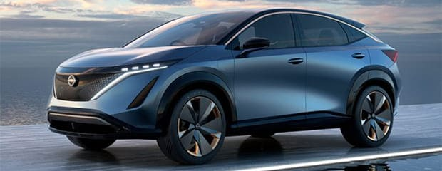 5 Great Features of The New 2022 Nissan Ariya EV Post