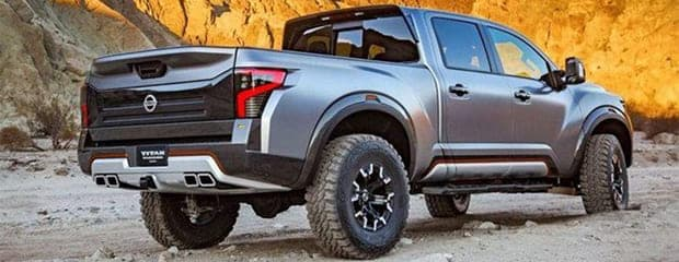 Coming Soon The Nissan Titan Warrior Post