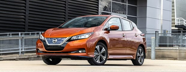 Affordable Electric The 2022 Nissan Leaf's Price Cut Could Have You Riding in Style Post
