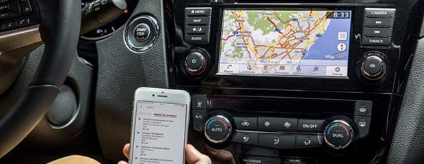 What is the NissanConnect Infotainment System Post