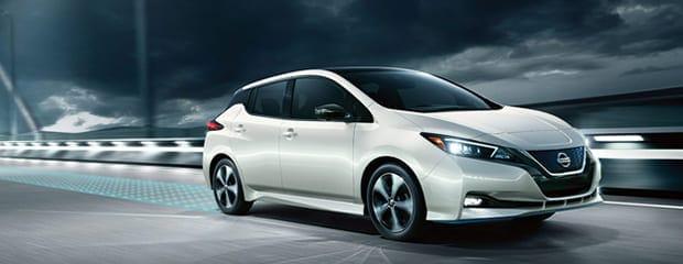 2021 Nissan Leaf EV Range & Features Post
