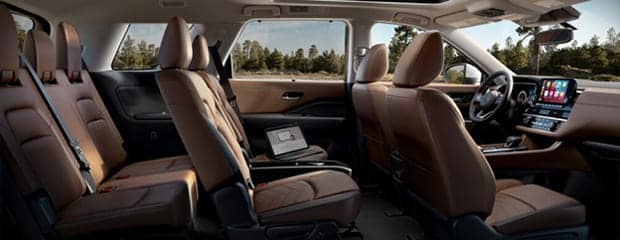 Interior Features of the 2022 Nissan Pathfinder Post
