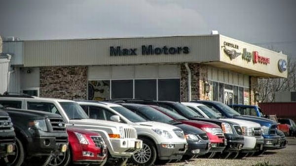 Car Dealerships Open Today >> About Max Dealerships Max Chrysler Jeep Dodge Ram