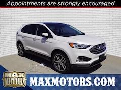 2019 Ford Edge Titanium SUV for sale in Harrisonville