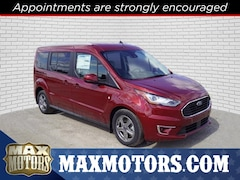 2019 Ford Transit Connect Titanium Wagon Passenger Wagon LWB for sale in Harrisonville