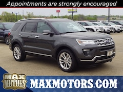 2019 Ford Explorer Limited SUV for sale in Harrisonville
