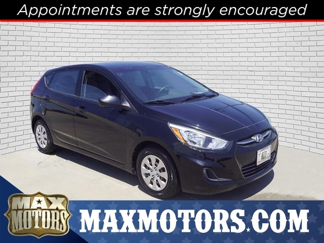 Used 2016 Hyundai Accent For Sale | Butler MO | VIN