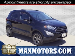 2018 Ford EcoSport SES SUV for sale in Harrisonville