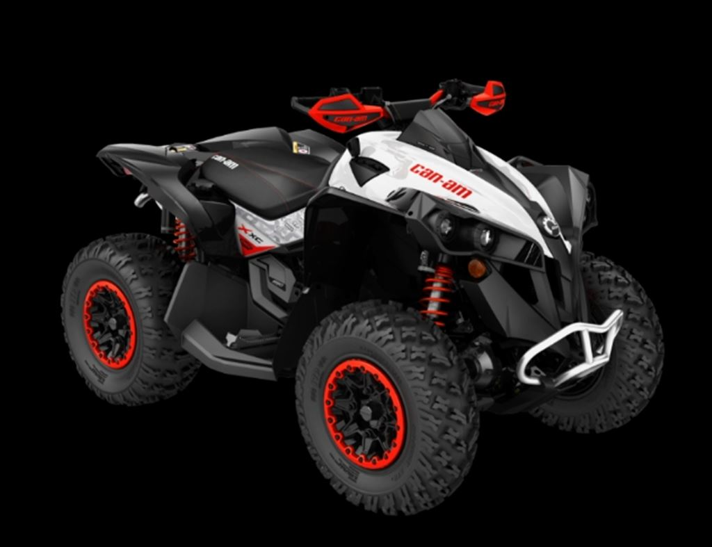 new 2017 can am renegade 850 x xc for sale hawkesbury on. Black Bedroom Furniture Sets. Home Design Ideas