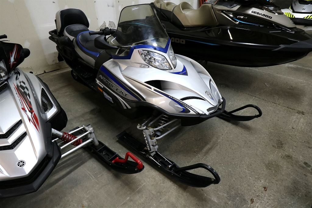 Used 2006 Arctic Cat T660 Turbo Touring For Sale