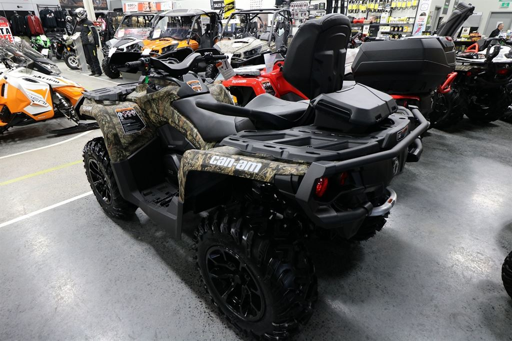 new 2017 can am outlander max 650 xt for sale hawkesbury on. Black Bedroom Furniture Sets. Home Design Ideas