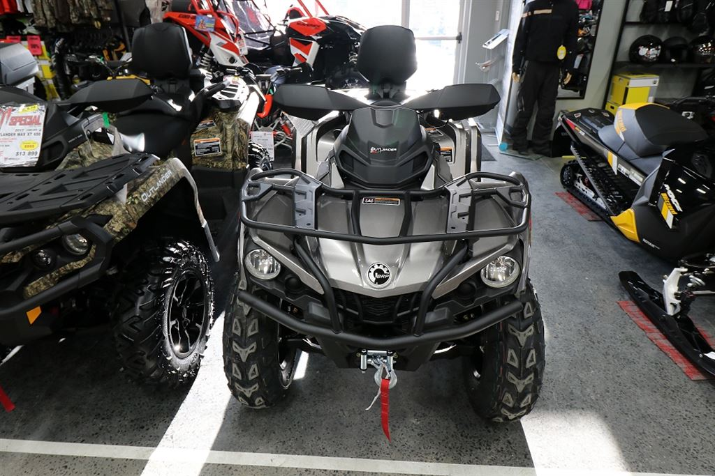 new 2017 can am outlander max 570 xt for sale hawkesbury on. Black Bedroom Furniture Sets. Home Design Ideas