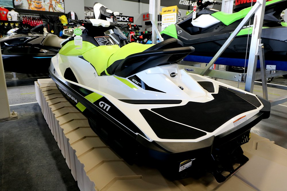 New 2017 Sea Doo Brp Gti For Sale Hawkesbury On