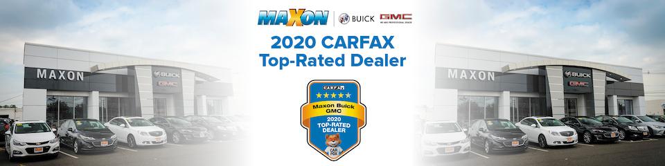 CarFax 2020 winner