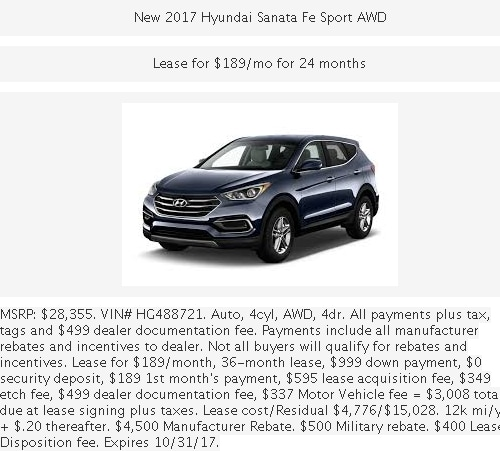 New Hyundai Special Offers At Maxon Hyundai Near Newark