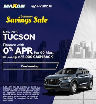2019 Tucson - June