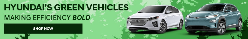 Hyundai Green Vehicles