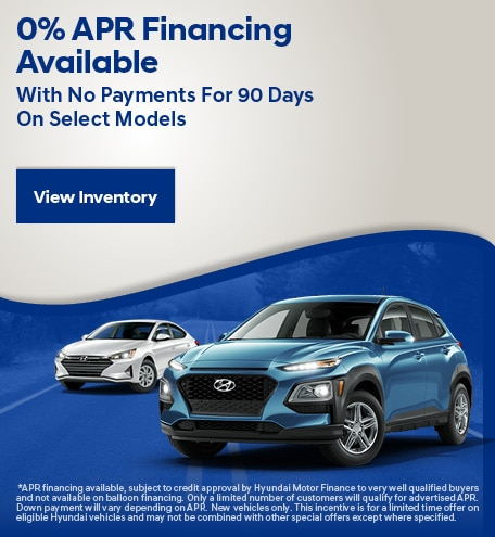 May 0% APR Financing Available
