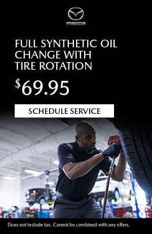 Full Synthetic Oil Change with Tire Rotation