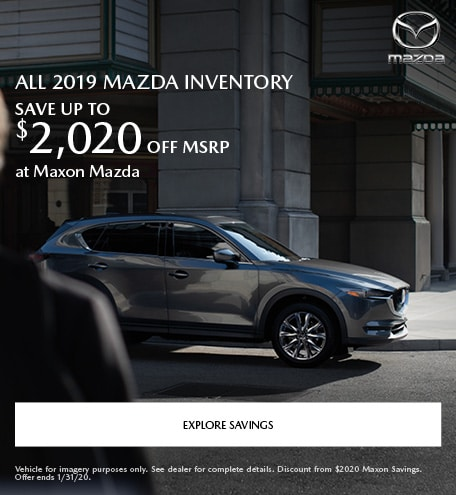 2019 New Inventory - $2020 Off