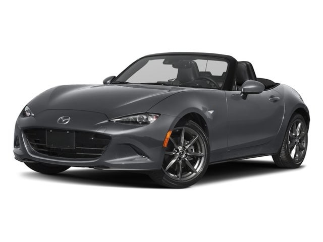 2018 Mazda MX-5 Miata Grand Touring Manual