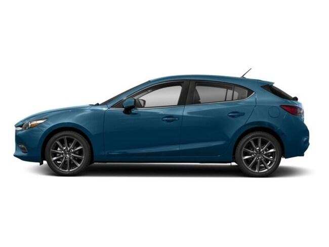 2018 Mazda Mazda3 5-Door Touring Auto