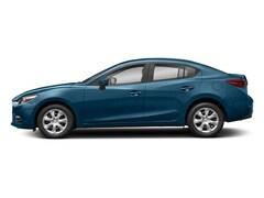 2018 Mazda Mazda3 4-Door Sport Manual Sedan
