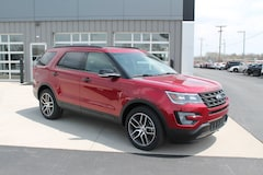 2017 Ford Explorer Sport Sport 4WD