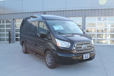 2017 Ford Transit Wagon Explorer Conversion Limited