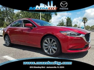 New Mazda 2018 Mazda Mazda6 Grand Touring Sedan in Jacksonville, FL