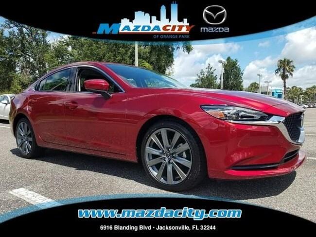 2018 Mazda Mazda6 Grand Touring Sedan in Jacksonville, FL