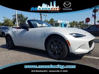 New Mazda 2018 Mazda Mazda MX-5 Miata Club Convertible in Jacksonville, FL